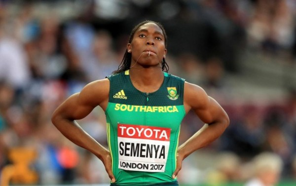 Caster Semenya: This regulation is like Apartheid