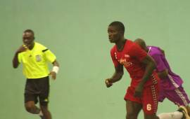 Handball: Kelvin Dele guns for glory with COAS Shooters