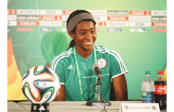 FIFAWWC: Courtney Dike left out as Dennerby lists 27