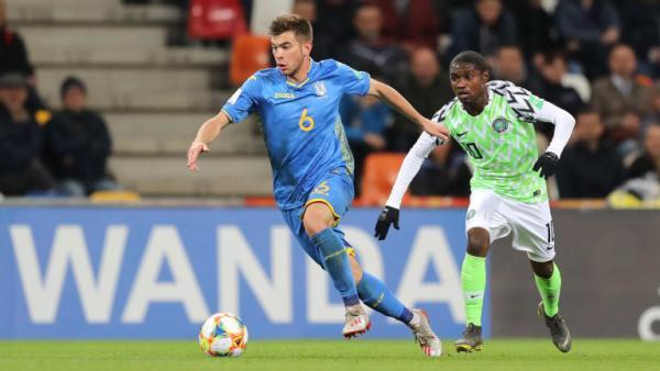 U20WC: Flying Eagles hold Ukraine; wobble to next round