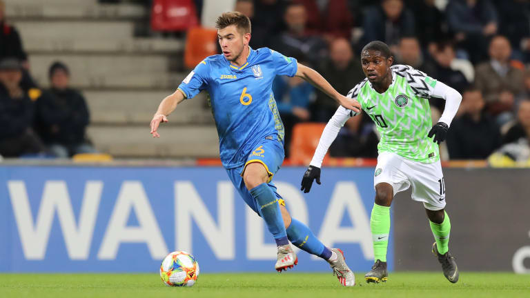 U20WC: Flying Eagles hold Ukraine; wobble to next round