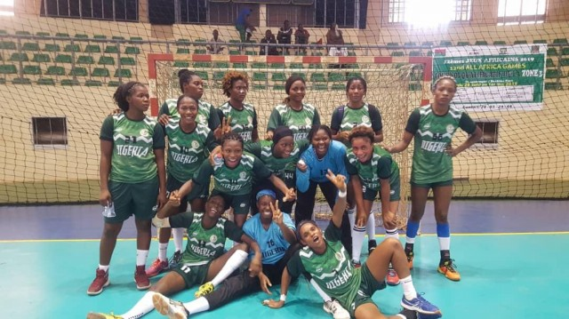 Handball: Nigeria teams qualify for 2019 AAG in Morocco