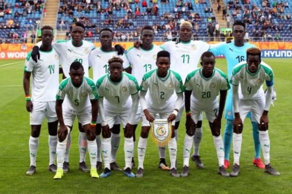 FIFAU20WC: Amadou Sagna sets Senegal off to a flyer