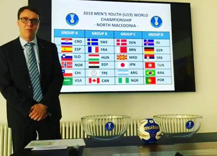 Handball World Cup: Nigeria U19 drawn in Group C