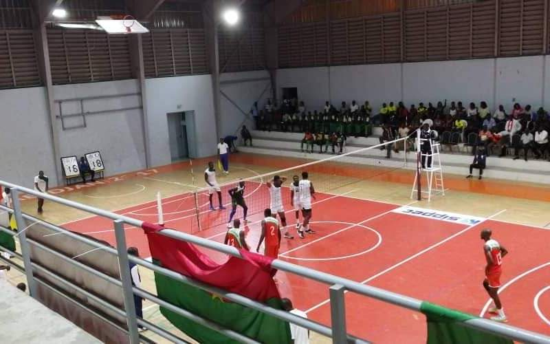 Zone 3 Volleyball: Nigeria thrash CIV on home court