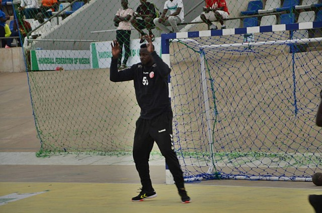 Adamolugbe confident of Nigeria's chances IHF C'Ship