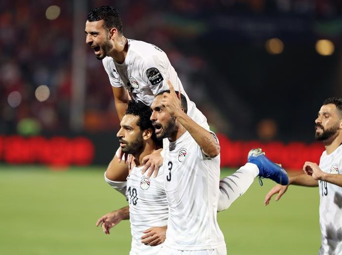 Egypt finish flawless, as DR Congo bounce back