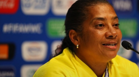 FIFAWWC: Desiree Ellis proud of Banyana Banyana