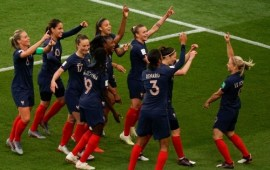 FIFAWWC: Wendie Renard hits brace in France opening game rout