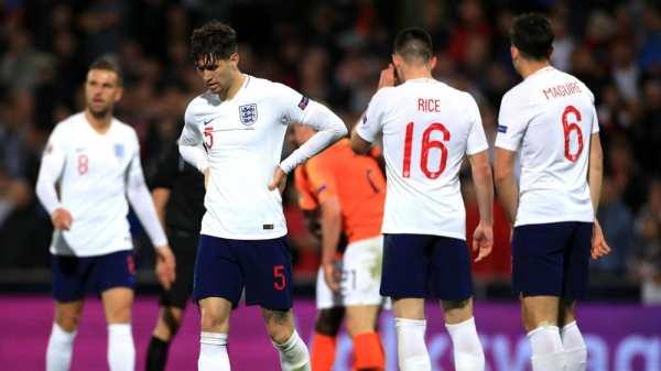 Nations League: Holland beat England to reach final