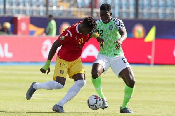 AFCON2019: Omeruo header sends Nigeria through