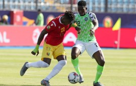 AFCON2019: Omeruo header sends Nigeria through