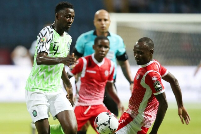 AFCON2019: CAF shun Nigeria in Group stage XI