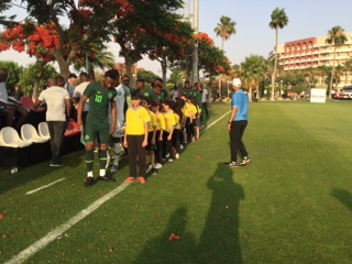 TotalAFCON2019: Senegal beat Eagles in final friendly