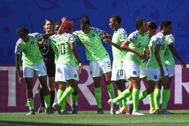 FIFAWWC: Reactions as Falcons clinch round of 16 spot