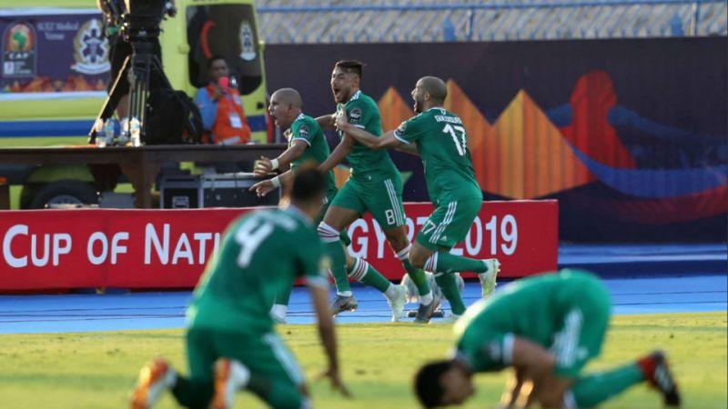AFCON2019: Algeria book semifinal date with Nigeria