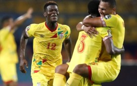 Benin Rep stun Morocco to reach AFCON2019 quarterfinals