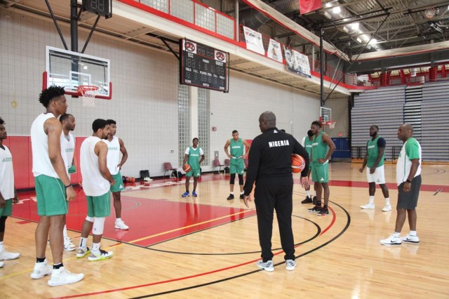 D'Tigers open camp for FIBA Men's Basketball World Cup