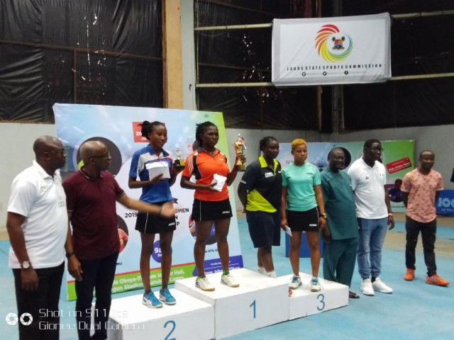 Bello wins NTTF National Women Singles Open C'ship