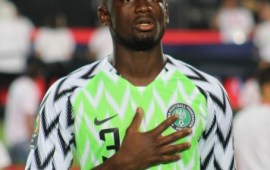 AFCON2019: Jamilu Collins unfazed by Mahrez threat