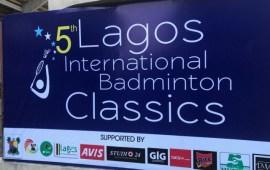 5th Lagos International Badminton Classics kicks off in Lagos