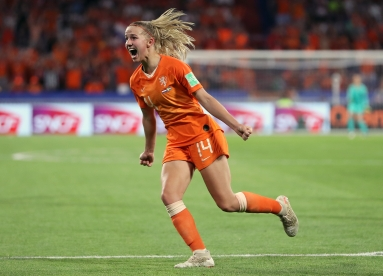 Groenen sends Netherlands to maiden FIFAWWC final