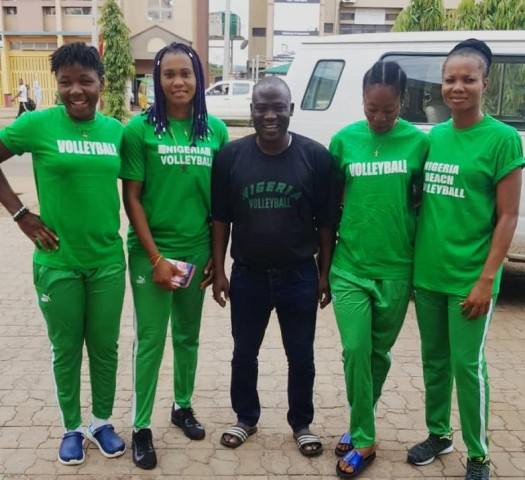 Cameroon, Nigeria to compete at 2019 FIVB Snow Volleyball