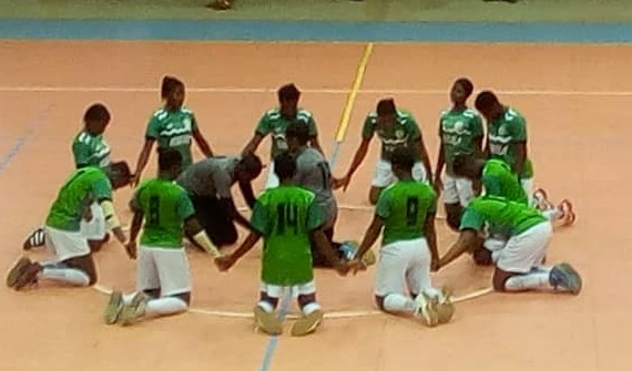 IHF Trophy: Nigeria U18 female team survive Guinea scare