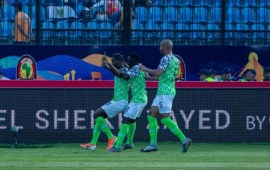 AFCON2019: Ighalo masterclass lifts Eagles over Cameroon