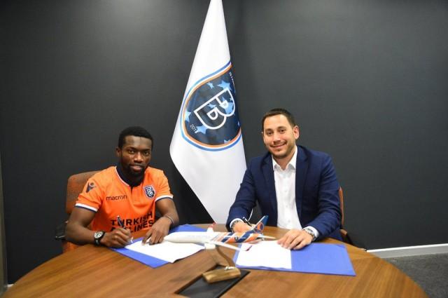 Azubuike delighted to join UCL side Başakşehir