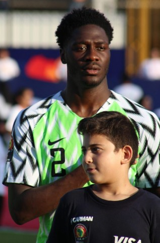 AFCON2019: Ola Aina faces Gernot Rohr's axe