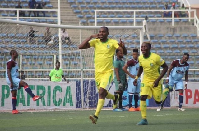 AiteoCupFinal: Pillars Nwagua out to correct 2018 mistake