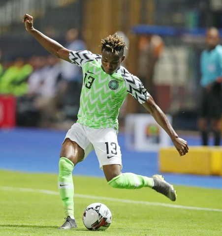 AFCON2019: Chukwueze dazzles as Nigeria down South Africa