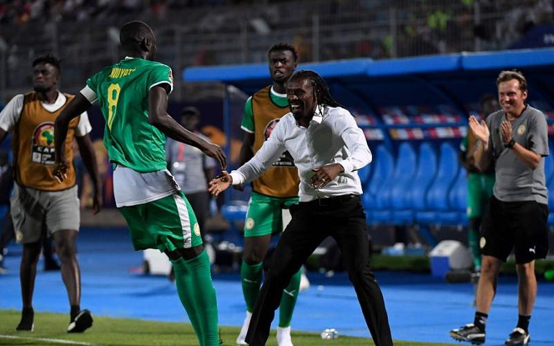 Senegal beat Tunisia in a breathless clash to reach final