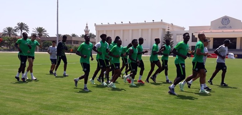 FIFA/Coca-Cola World Ranking: Super Eagles drop one spot