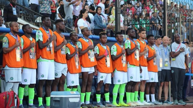 AFCON2019: Eagles set to arrive Cairo for South Africa