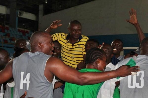 Onikeku rates Nigeria Volleyball Premier League high