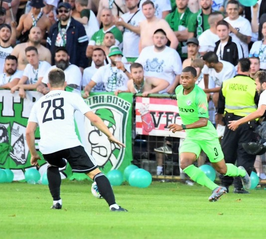 Ikouwem Utin feels privileged after Maccabi debut win