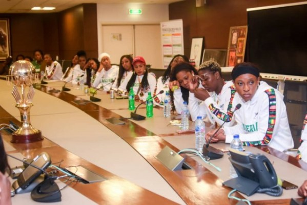 Zenith, Total host African Champions D'Tigress