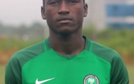AG 2019: Ghali winner lifts Nigeria over South Africa