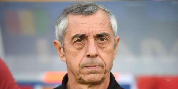 Tunisia part ways with coach Alain Giresse