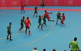 2019 African Games: Nigeria handball teams beaten