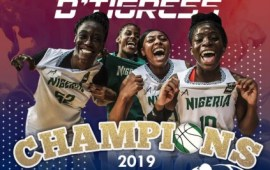 D'Tigress are back-to-back Afrobasket women winners