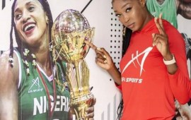 Victoria Macaulay excited to make D'Tigress roster
