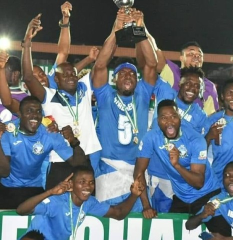 CAFCL: Enyimba wrap up preparations with win over SKE