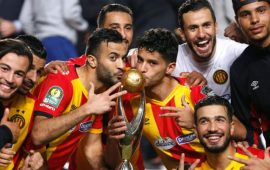 CAF confirms Esperance as champions, fines both teams