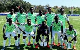 AG: Flying Eagles beat Mali to set up Burkfina Faso final