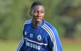 """I will never forget this club"", Kenneth Omeruo to CFC"
