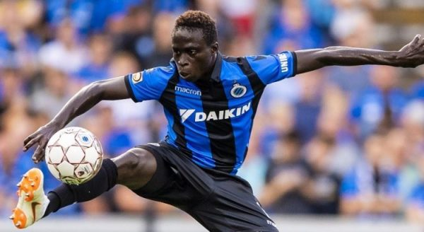 Diatta: Club Brugge UCL success will give Africans exposure