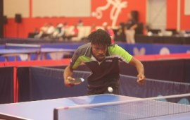 AG: Omotayo shines as Nigeria dominates men's singles
